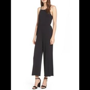 Cupcakes & Cashmere Macall Wide Leg Jumpsuit